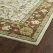 Product Image of Ivory, Brown, Olive Green (01) Traditional / Oriental Area Rug