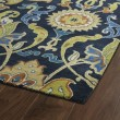 Product Image of Navy Blue, Avocado, Beige (22) Traditional / Oriental Area Rug