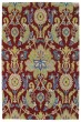 Product Image of Traditional / Oriental Red, Gold, Avocado (25) Area Rug