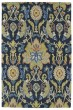 Product Image of Traditional / Oriental Navy Blue, Avocado, Beige (22) Area Rug