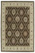 Product Image of Traditional / Oriental Chocolate, Beige, Mint Blue (40) Area Rug