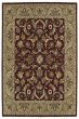 Product Image of Traditional / Oriental Red, Olive Green Brown (25) Area Rug