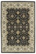 Product Image of Black, Beige, Sage Green (02) Traditional / Oriental Area Rug