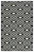 Black, Ivory (02A)