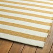 Product Image of Gold, Ivory (05) Outdoor / Indoor Area Rug