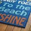 Product Image of Blue, Gold, Green (17) Outdoor / Indoor Area Rug