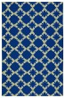 Product Image of Moroccan Navy, Ivory (22) Area Rug