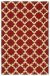 Product Image of Moroccan Red, Ivory (25) Area Rug