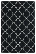 Product Image of Moroccan Black, Ivory (02) Area Rug