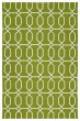 Product Image of Green, Ivory (50) Moroccan Area Rug