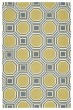 Product Image of Contemporary / Modern Gold, Grey, Chocolate (05) Area Rug