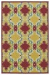 Product Image of Bohemian Red, Green, Gold (25) Area Rug