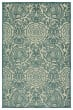 Product Image of Contemporary / Modern Blue, Beige (17) Area Rug