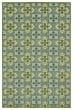 Product Image of Moroccan Green, Light Blue, Beige (50) Area Rug