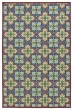 Product Image of Moroccan Red, Navy, Green (86) Area Rug