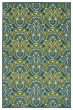 Product Image of Traditional / Oriental Light Blue, Green, Beige (17) Area Rug