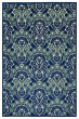 Product Image of Traditional / Oriental Navy, Light Blue, Beige (22) Area Rug