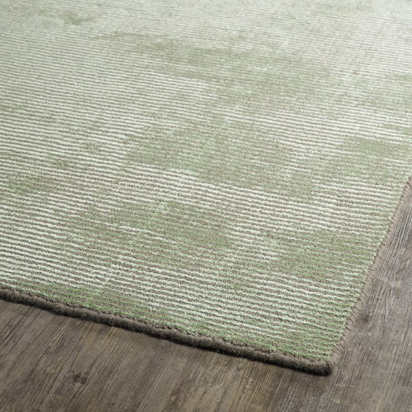 Celery, Chocolate Brown (33) Casual Area Rug