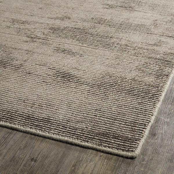 Chocolate Brown, Light Brown (40) Casual Area Rug