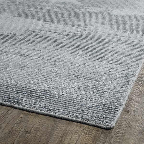 Silver, Grey (77) Casual Area Rug
