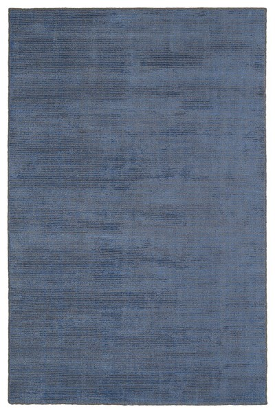 Blue, Light Brown (17) Casual Area Rug