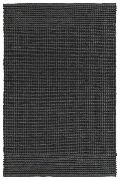 Slate, Charcoal (38) Natural Fiber Area Rug