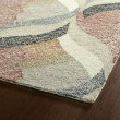 Product Image of Ivory, Brick, Charcoal (01) Moroccan Area Rug