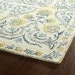 Product Image of Ivory, Gold, Denim (01) Traditional / Oriental Area Rug