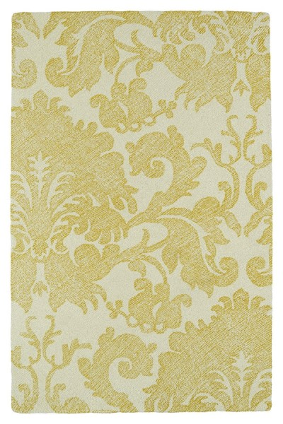 Ivory, Gold (05) Traditional / Oriental Area Rug