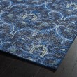 Product Image of Blue, Navy, Graphite (17) Transitional Area Rug