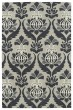 Product Image of Traditional / Oriental Grey, Charcoal, Taupe (75) Area Rug