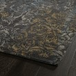 Product Image of Charcoal (38) Floral / Botanical Area Rug