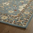 Product Image of Teal (91) Traditional / Oriental Area Rug
