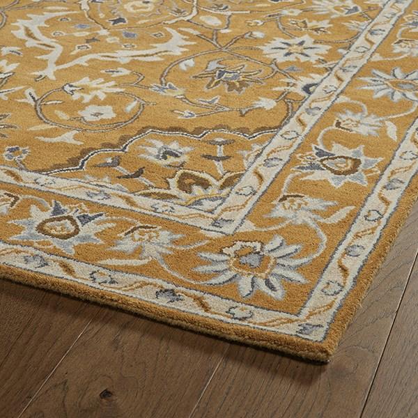 Terracotta (106) Traditional / Oriental Area Rug