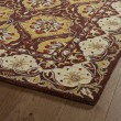 Product Image of Wine (108) Traditional / Oriental Area Rug