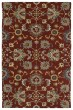 Product Image of Traditional / Oriental Red (25) Area Rug
