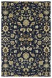 Product Image of Traditional / Oriental Navy (22) Area Rug