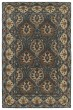 Product Image of Traditional / Oriental Teal (91) Area Rug