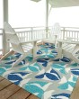 Product Image of Blue (17) Outdoor / Indoor Area Rug