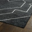 Product Image of Charcoal (38) Contemporary / Modern Area Rug