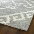 Product Image of Grey, Ivory (75) Transitional Area Rug