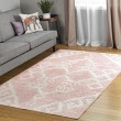 Product Image of Pink, Ivory (92) Transitional Area Rug