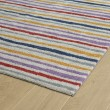 Product Image of Lilac (86) Striped Area Rug