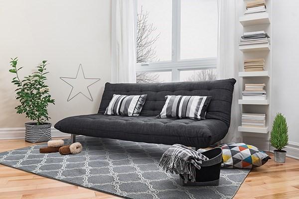 Grey (75) Moroccan Area Rug