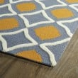 Product Image of Grey (75) Moroccan Area Rug