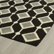 Product Image of Black (02) Transitional Area Rug