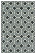 Product Image of Geometric Blue (17) Area Rug