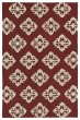 Product Image of Transitional Cranberry (08) Area Rug