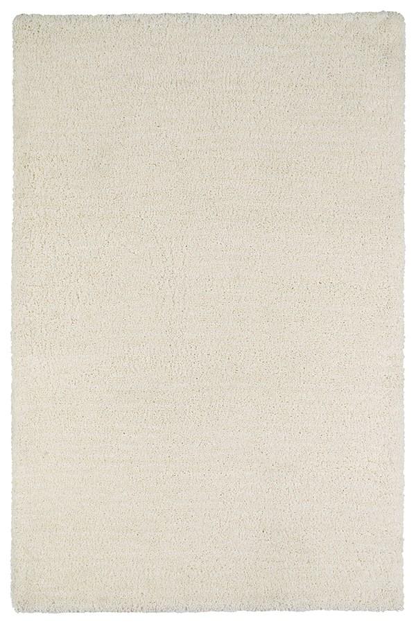 White (76) Shag Area Rug