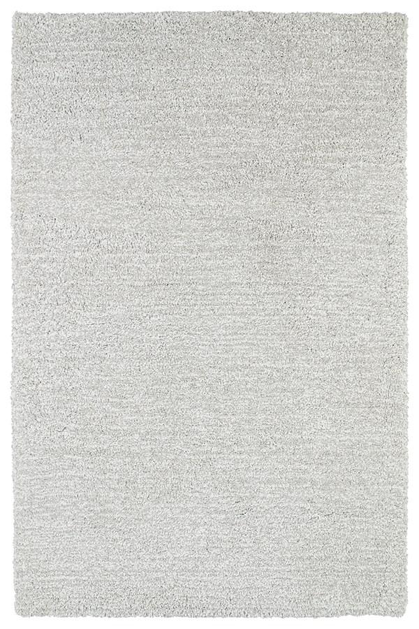 Silver (77) Shag Area Rug